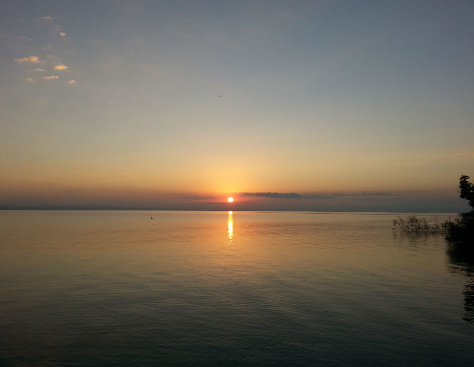 Yoga Sonnengruss Bodensee
