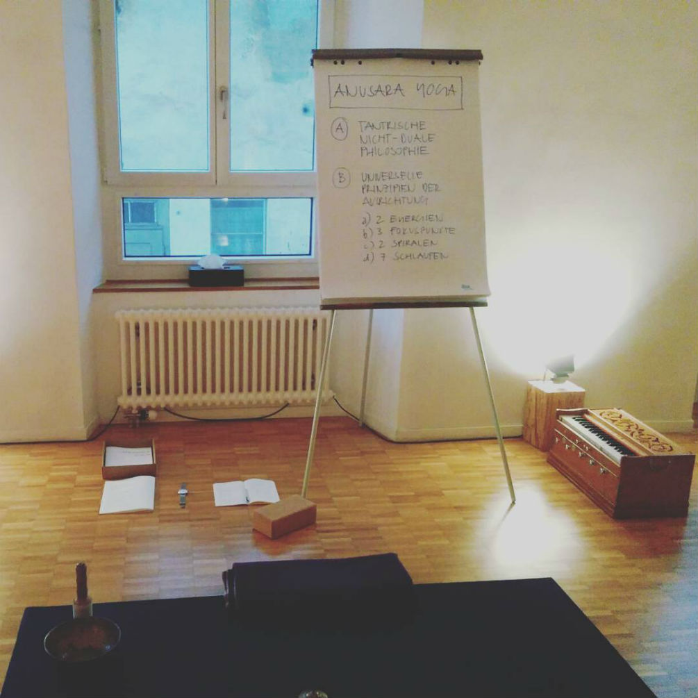 Anusara Yoga Workshop