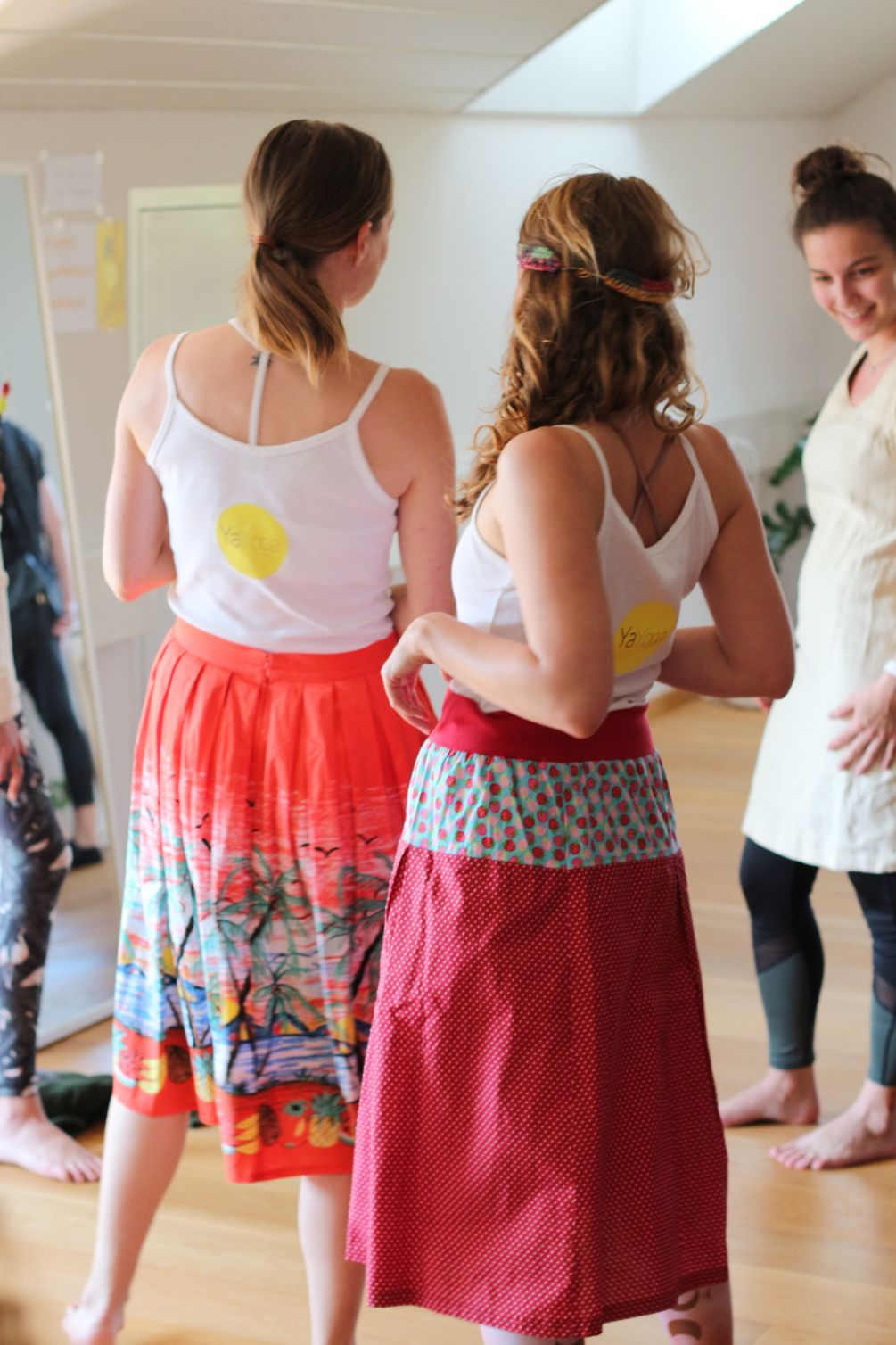 Yoga & Kleidertausch bei YaYoga Kreuzlingen/Konstanz